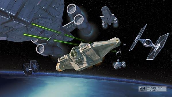 Star Wars Rebels Concept Art 2