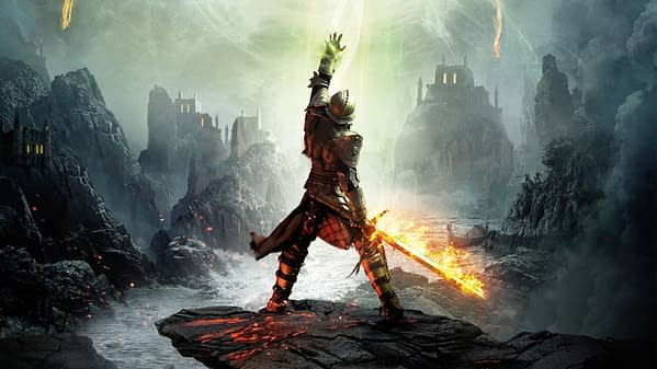 Dragon Age 4 Still Unconfirmed, but Possibly Rebooted to Add Live Service Elements