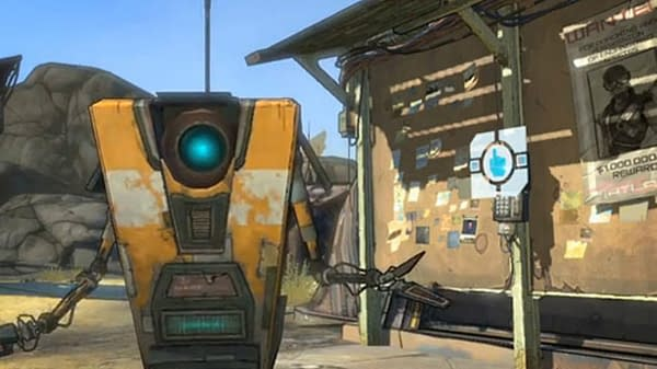 """Former Claptrap Voice Actor David Eddings Claims Gearbox CEO """"Rage Fired"""" Him"""
