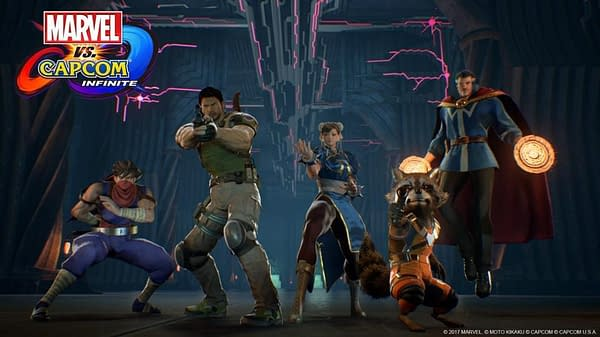 Marvel Vs. Capcom: Infinite's Story Mode Is A Travesty