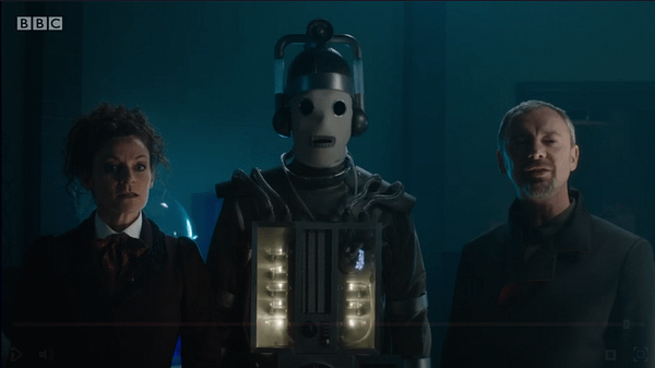 Ten Thoughts About Doctor Who: World Enough And Time – They Call Her Doctor Who!