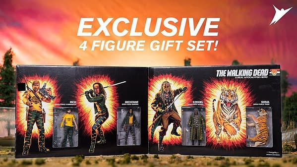 Skybound SDCC 2017 Exclusives: Walking Dead, Saga, Outcast, And More