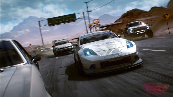 Can a Gamer Beat a Pro Driver in a Race? Need for Speed Payback and Castrol Edge Put it to the Test