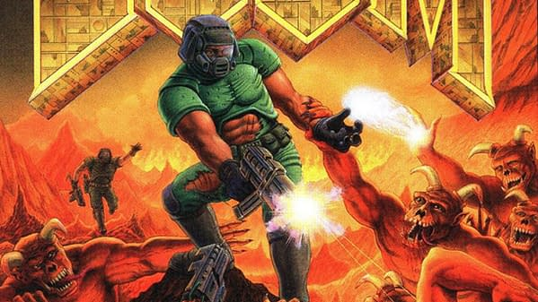 Just Who Is The Doomguy From Doom's Iconic Box Art?