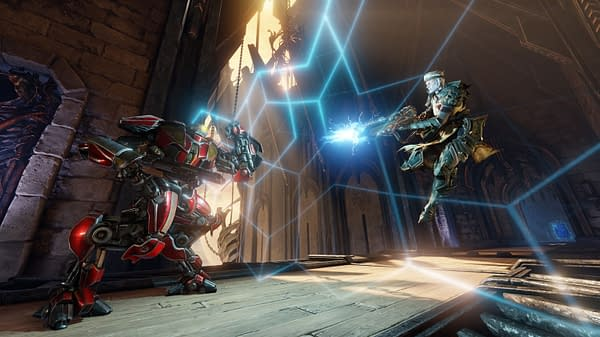 id Software Will be Adding Bots to Quake Champions