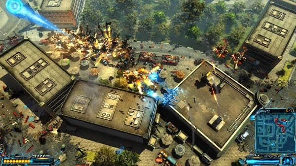 All Your Planet Belongs To Us: We Review 'X-Morph: Defense'