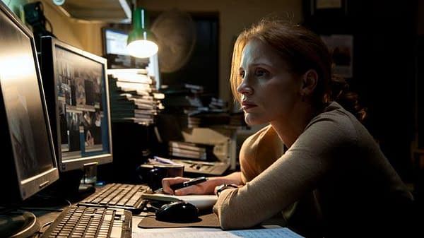 jessica chastain cbs lack female leads