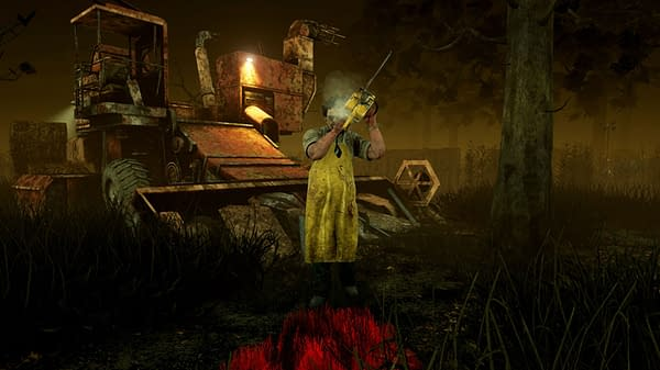 Leatherface Joins The Killer Roster Of 'Dead By Daylight'