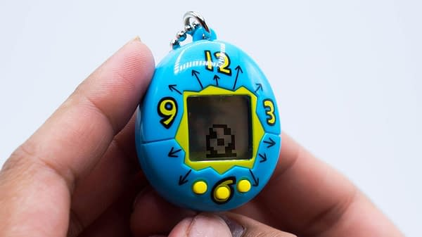 Bandai Is Bringing Back The Tamagotchi For Its 20th Anniversary