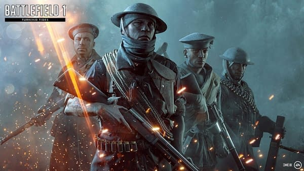 EA Teases That Battlefield 1 Apocalypse Spoilers Will Be Coming Soon