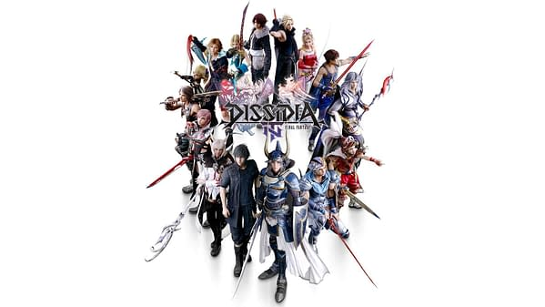 Square Enix to Announce a New Dissidia Final Fantasy NT Character Next Week