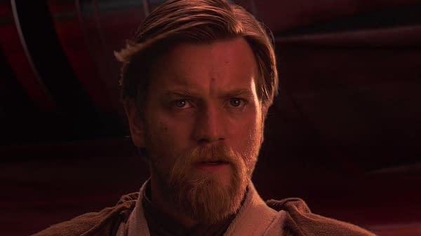 Ewan McGregor Has a Beard, Which Can Only Mean He's Returning to Play Obi-Wan Kenobi