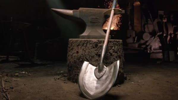 Shovel Knight Fan Forges Their Own Shovel Sword On YouTube