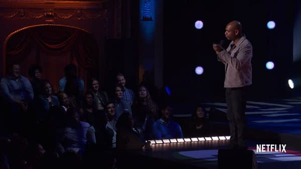 Dave Chappelle Criticizes Louis C.K.'s Accusers in Netflix Special