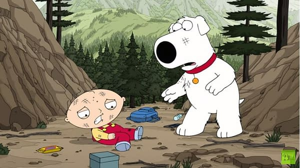 Family Guy's 300th Episode Preview: Brian vs. Stewie – It's On!
