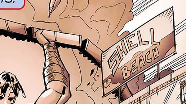 Cable Artist Jon Malin on Nazis, Marvel, SJWs, X-Men… and Shell Beach (UPDATE)