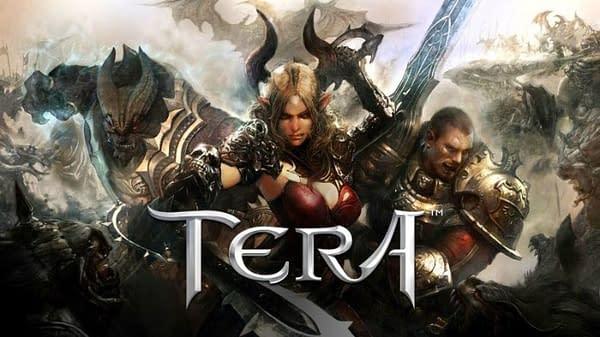 Tera Online Releases a Console 'First Look' Trailer