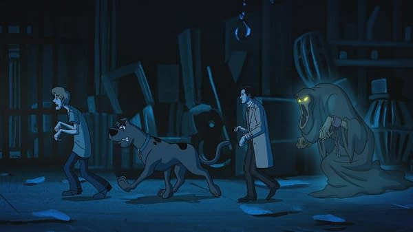 Supernatural/Scooby-Doo Crossover Pics: Zoinks! Sam! Dean! You're Animated!