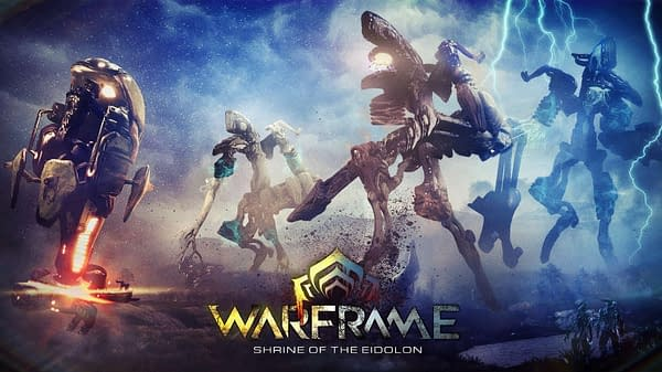 Warframe's Latest Update Shrine of the Eidolon Re-Balances Weapons and Warframes