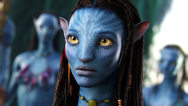 Neytiri from Avatar. Credit Disney
