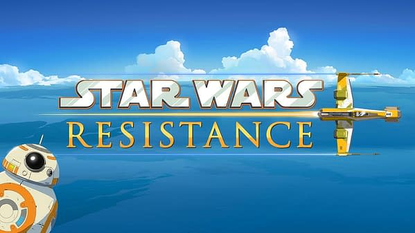 Disney Channel to Launch Anime-Inspired 'Star Wars: Resistance' Cartoon from Dave Filoni This Fall