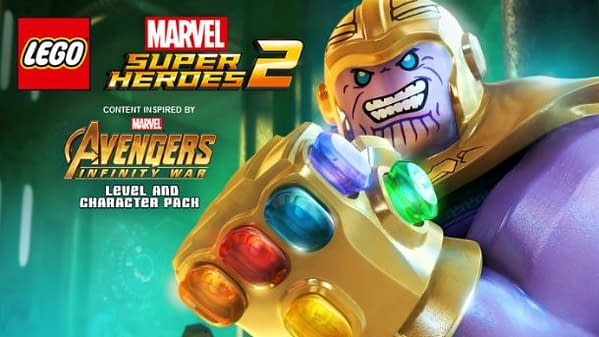 LEGO Marvel Super Heroes 2 To Receive Infinity War DLC Pack