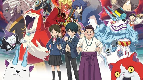 Yo-Kai Watch 4 is Coming to the Nintendo Switch