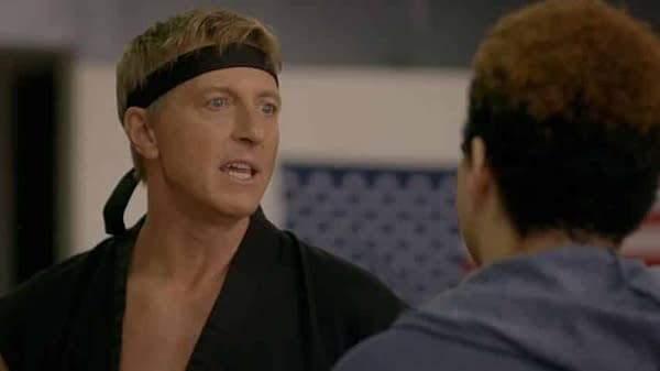 Cobra Kai: Check Out Unseen Karate Kid Footage, NYC Pranks and a Sweeping Endorsement