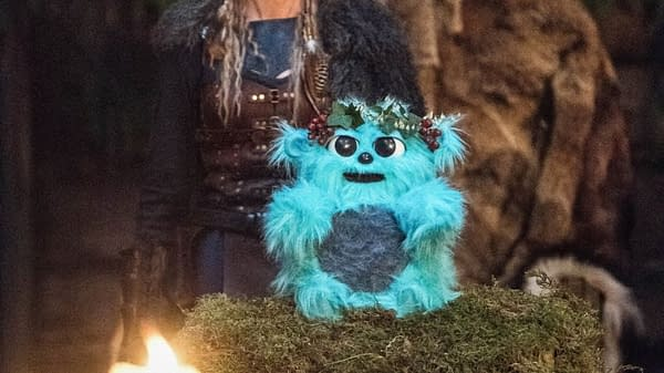 Legends of Tomorrow Season 3: Beebo, the Best New Character of the Season