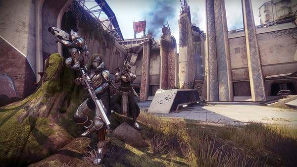 Destiny 2 Brings Back the Bannerfall Map for Season 3's First Iron Banner