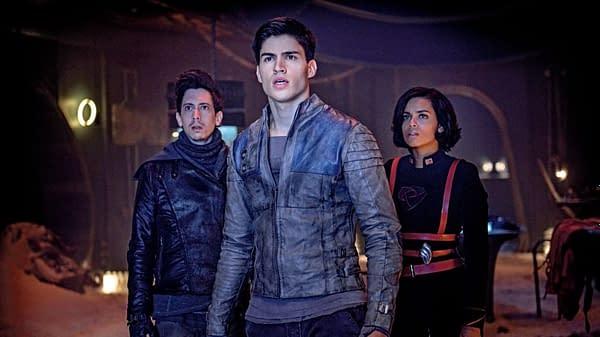 Syfy Releases Spoilery Teaser for Krypton Season 2