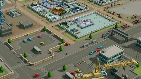 We Preview Two Point Hospital with Sega, Plus an Interview with the Devs