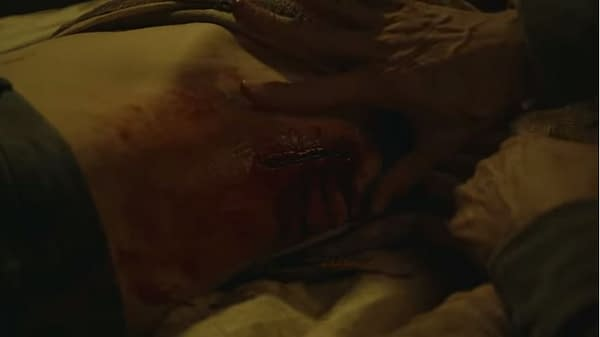 Fear the Walking Dead Season 4, Episode 5 'Laura' Preview: John Dorie's Past Comes Back to Life