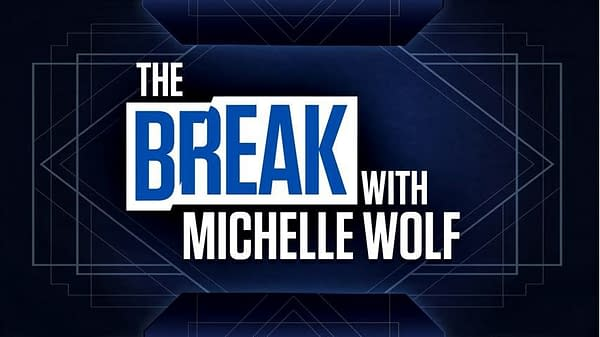 Michelle Wolf's Looking to 'Break' Late-Night in New Netflix Series Trailer