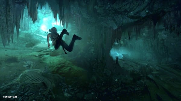 Square Enix Shows the Start of Shadow of the Tomb Raider at E3
