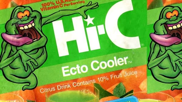 Wizard World to Hold 35th-Anniversary Ghostbusters Fan Fest, But How Can We Celebrate Without Ecto-Cooler?