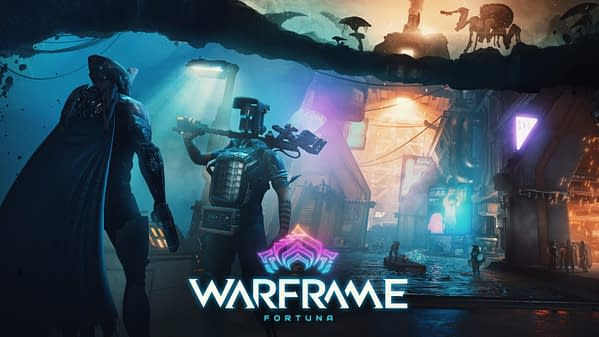 Warframe Announces More Modes and Details at TennoCon 2018