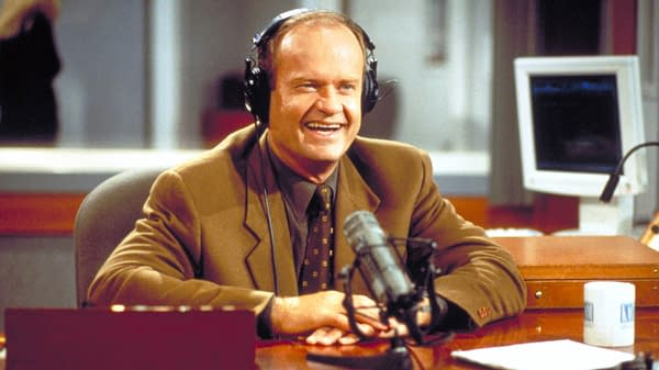 CBS Reportedly Looking at 'Frasier' Something with Kelsey Grammer?