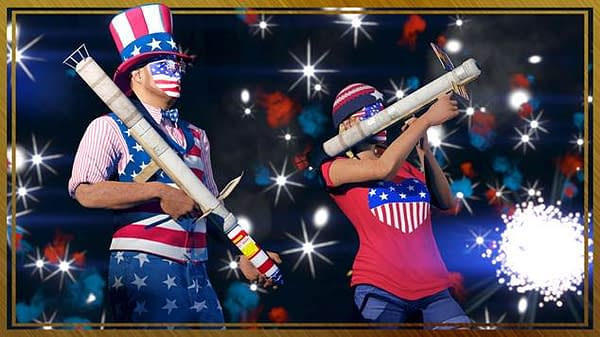 GTA Online Celebrates Independence Day with Oodles of Explosions