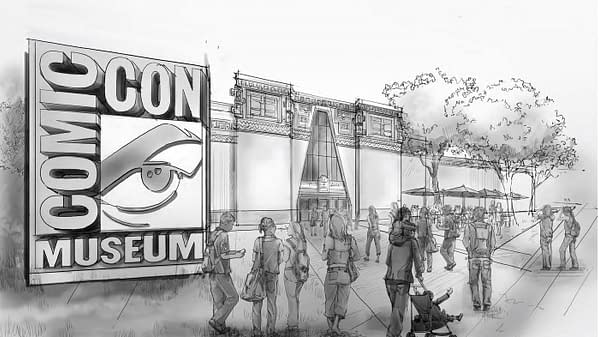 San Diego Unveils All-Year-Round Comic-Con Museum [VIDEO]