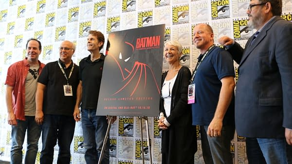 Choosing Voices with Character: Andrea Romano at SDCC 2018 [Video]