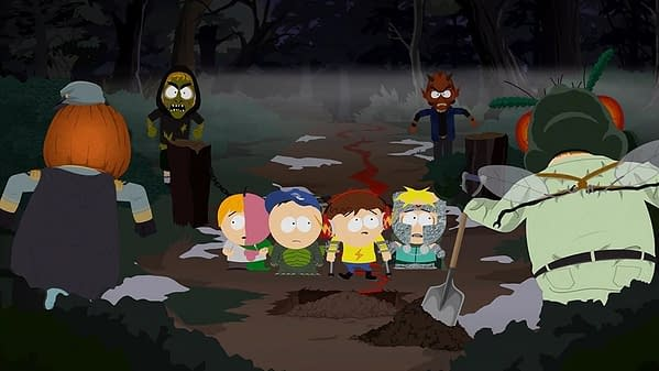 Ubisoft Reveals Next DLC Date for South Park: The Fractured But Whole