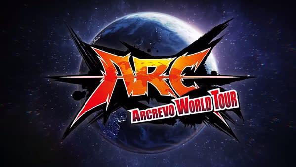 Arc System Works Announces the ArcRevo World Tour