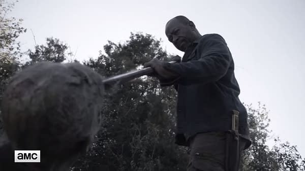 AMC 'Fear the Walking Dead' Season 4 Preview: Morgan's Going Home – and He Wants Althea to Join Him