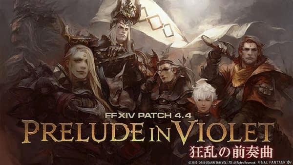 Final Fantasy XIV is Receiveing a Major Content Update in September