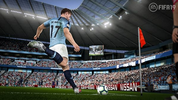EA Stops Selling FIFA Points in Belgium Due to Loot Box Decision