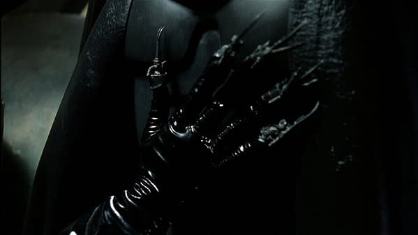 Up for Auction: Michelle Pfeiffer's Catwoman Corset, Boots, Gloves