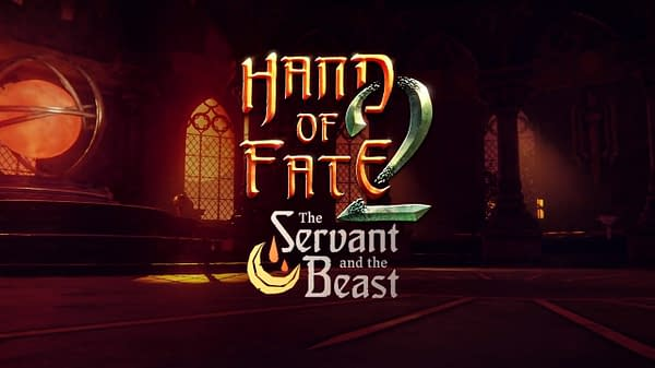 Defiant Development Releases New DLC for Hand Of Fate 2