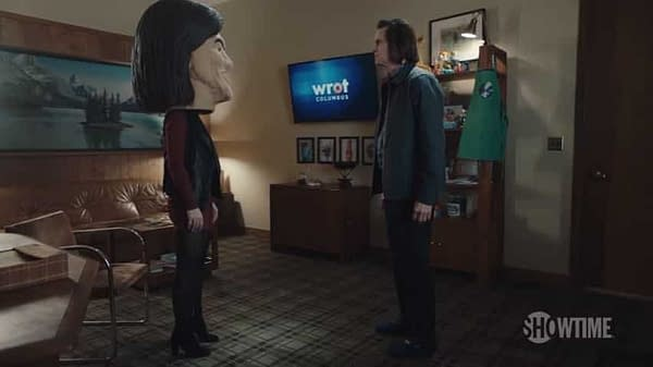 """Kidding s01e05 'The New You': Jeff Owns His Darkness, Seb Introduces """"Pickles v2.0"""" (REVIEW)"""