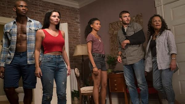 Siren Surfaces with Season 2 Premiere Date, Sneak Preview and First-Look Image